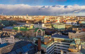 Digital Solutions Equity Free Accelerator, Helsinki, Finland