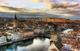 Kickstart Accelerator Equity Free, Zurich, Switzerland